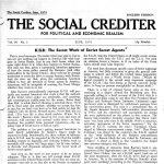 The Australian Social Crediter